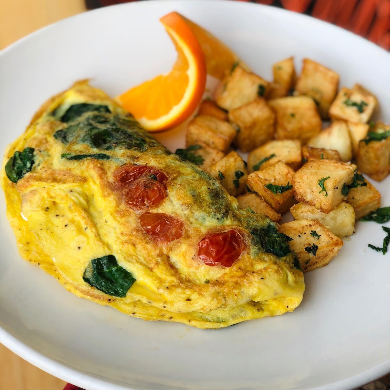 3 Egg Omelette #1