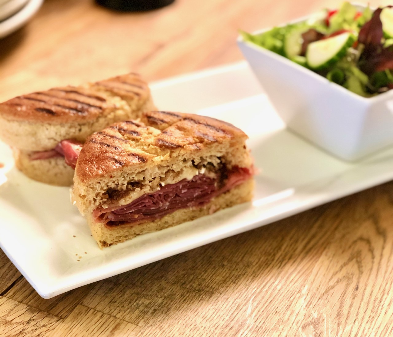 Old World Panini Lunch