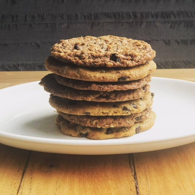 Chocolate Chip Cookie (Frozen only)