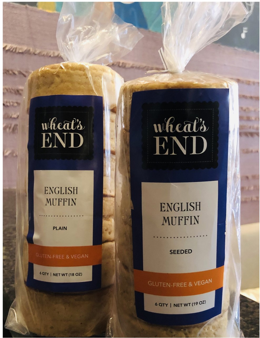 Frozen English Muffins