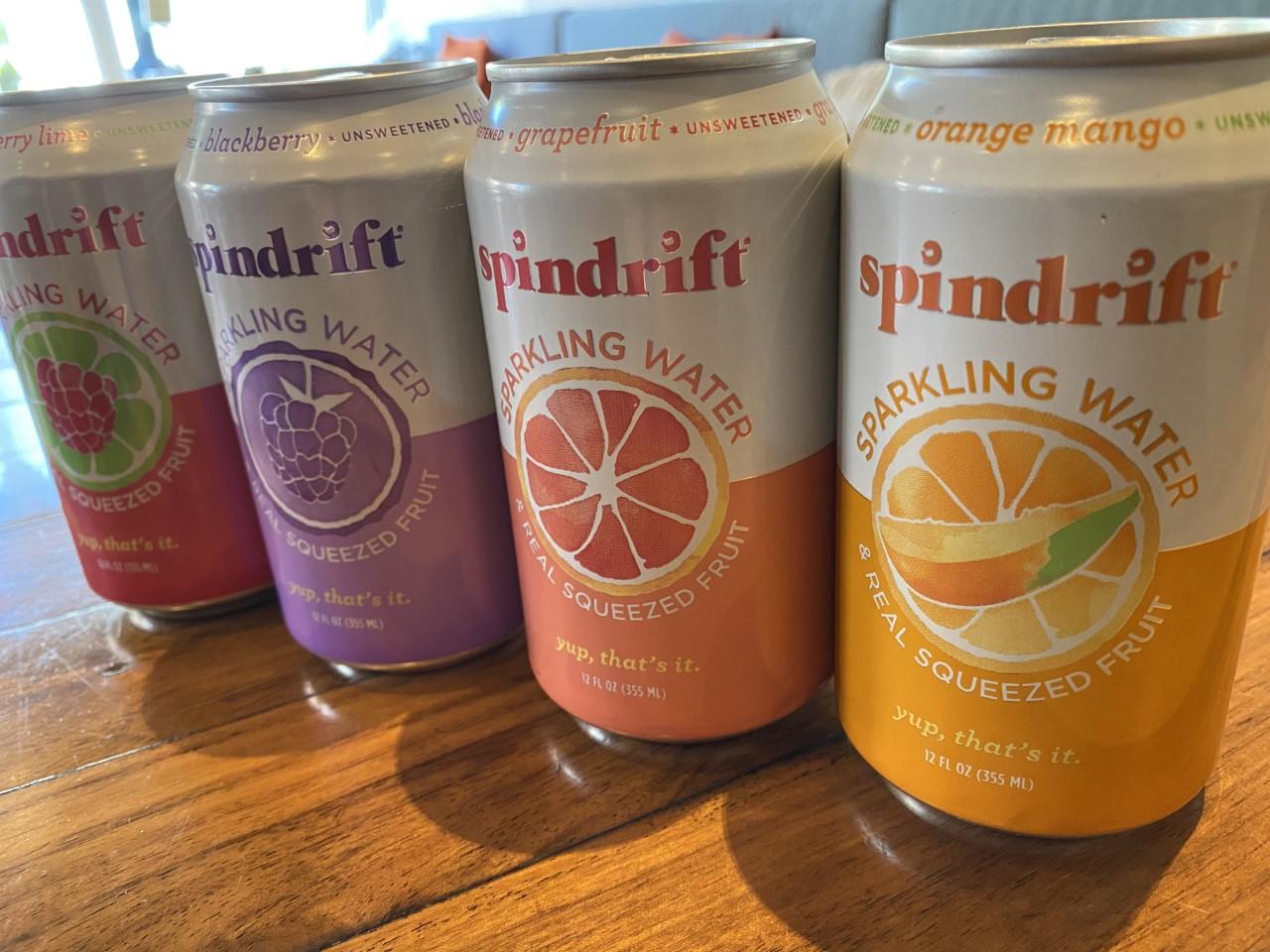 Spindrift Sparkling Seltzer