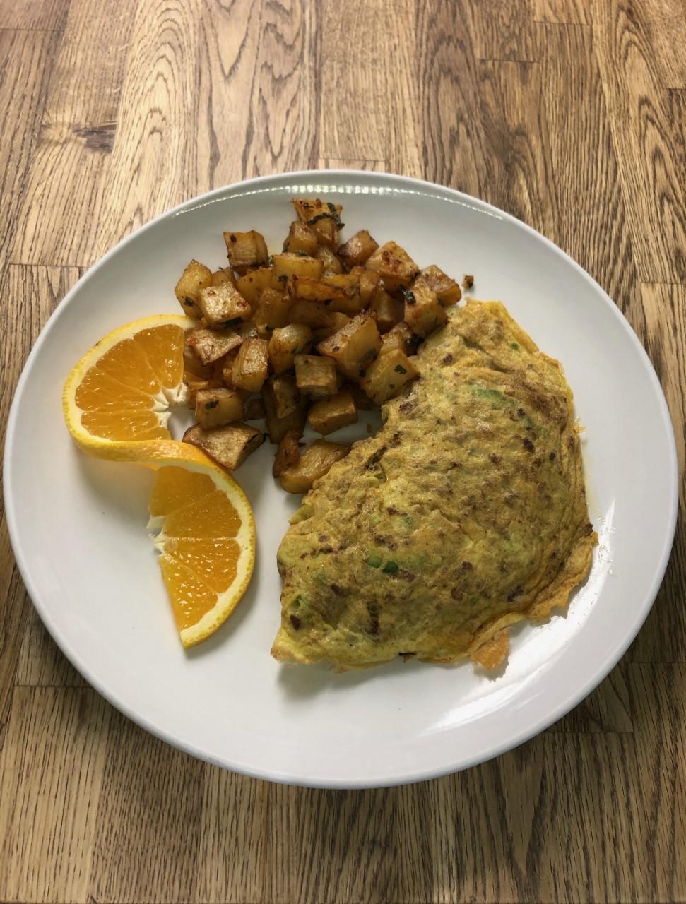 3 Egg Omelette #2