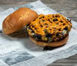 Stuffed Mushroom Burger
