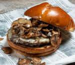 The Shroomie Burger