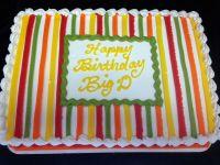 Groovy Mickeys Cakes Sweets Delivery 11121 N Rodney Parham Rd Ste Funny Birthday Cards Online Benoljebrpdamsfinfo